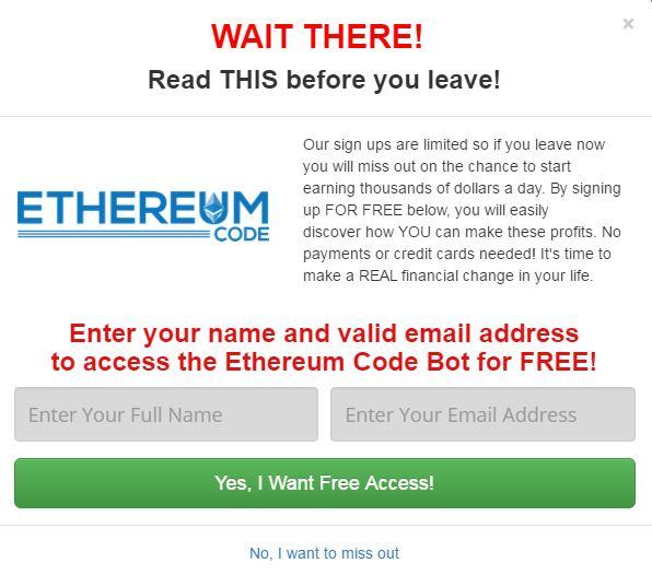 Hasil gambar untuk Ethereum Code Bot