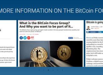 BitCoin Focus Group 1