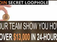 Bitcoin Secret Loophole 1