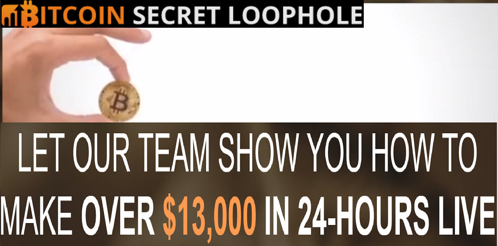 Bitcoin Secret Loophole 1