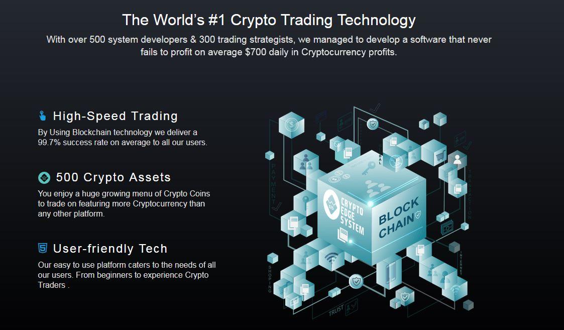 Crypto Edge System
