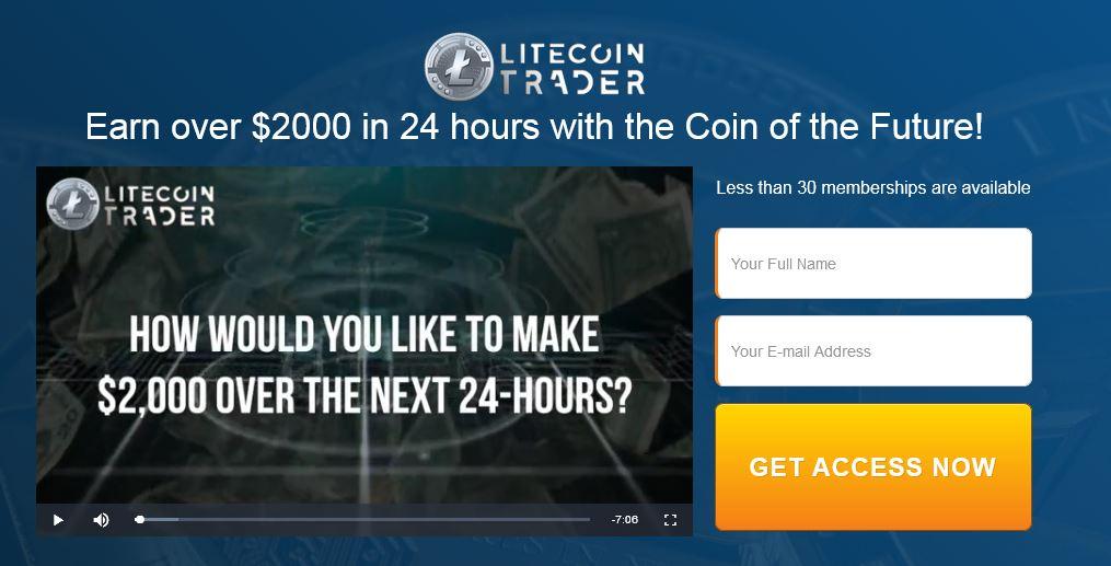 Litecoin Trader 2