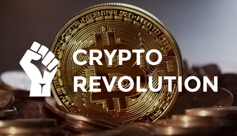 Crypto Revolution – Bitcoin,Cryptocurrency & Future Investment!