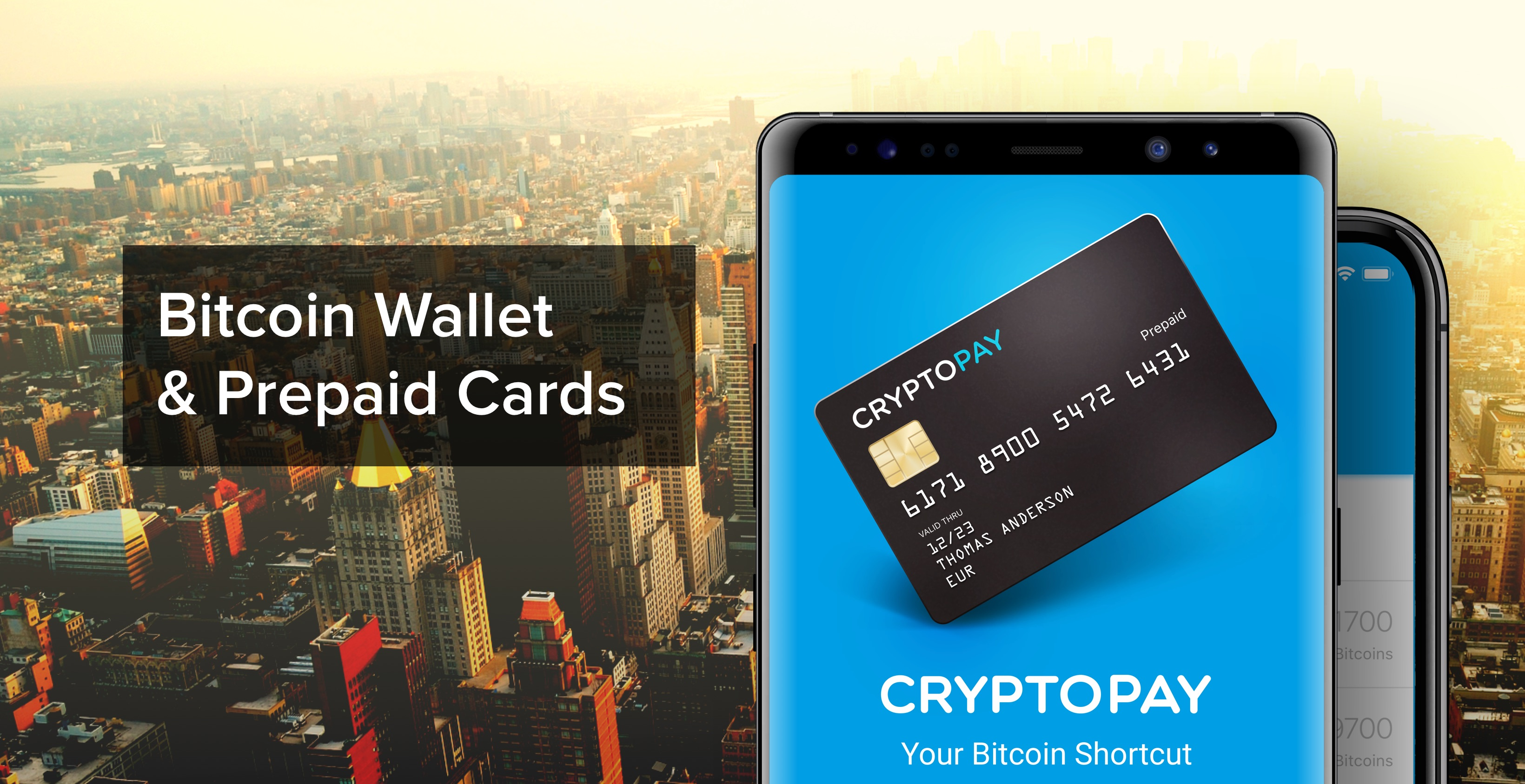 Cryptopay Reviews – New Safe & Secure Bitcoin Card 2018!