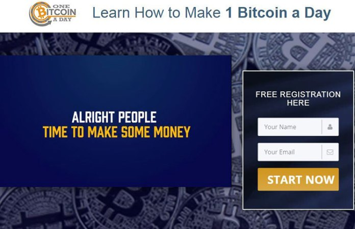 One Bitcoin a Day – Is One Bitcoin A Day Scam Or Not?