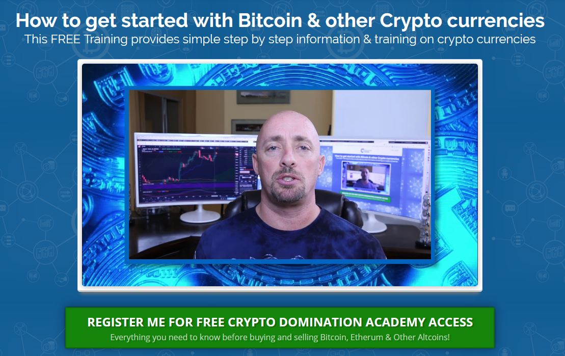 Crypto Domination 1