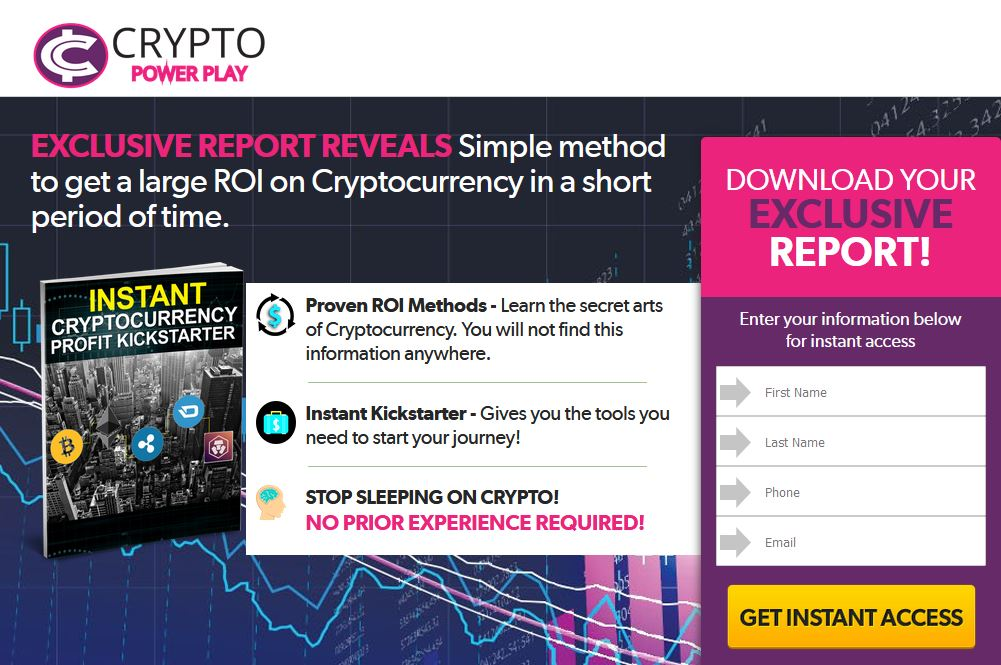 Crypto Power Play – Kick Start Your Profit in Cryptocurrency Market!