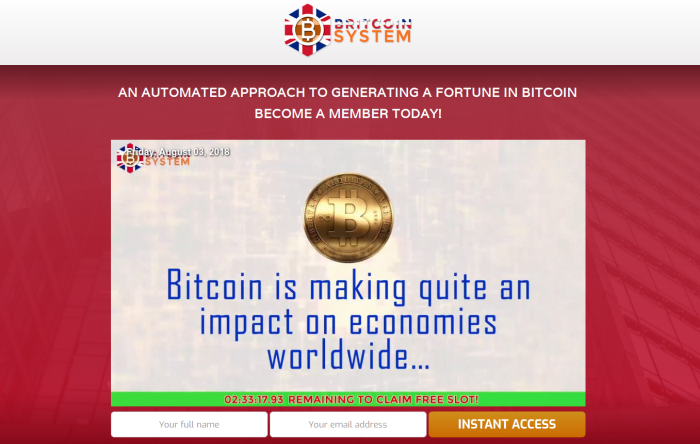 Britcoin System-1