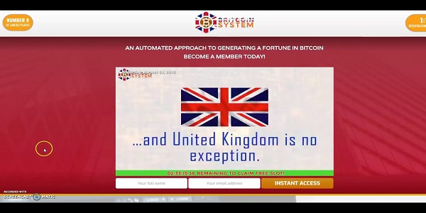 Britcoin System