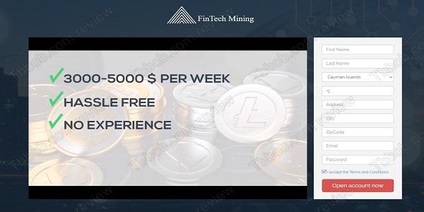 Fintech Mining