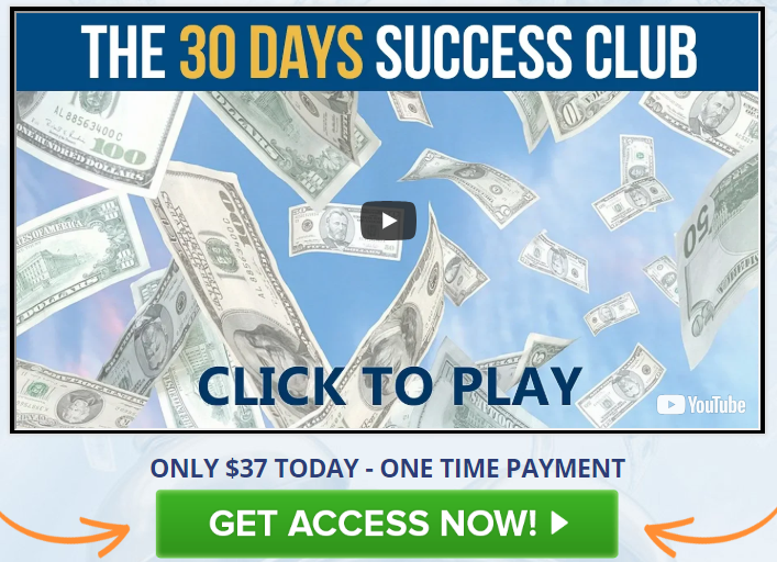 30 Day Success Club Reviews – Legit Or A Scam?