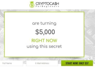 Crypto Cash For Beginners