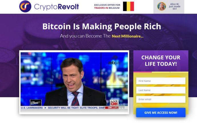 Crypto Revolt Reviews (2019) - Legit Bitcoin Trading
