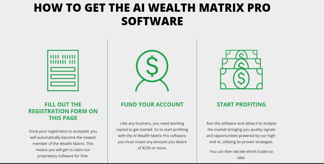 The Wealth Matrix -1