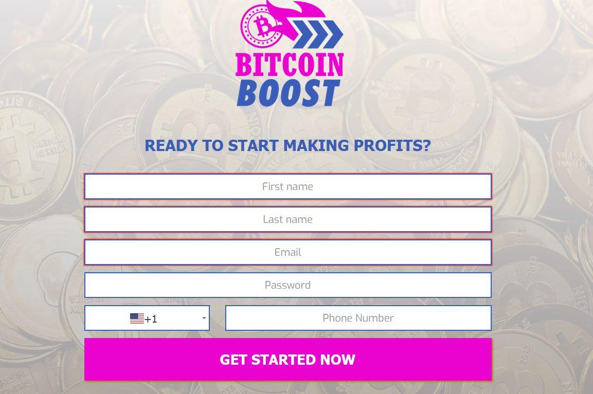 BitCoin Boost 1
