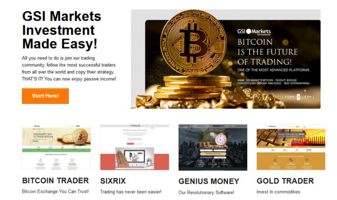 GSI Markets Genius -1