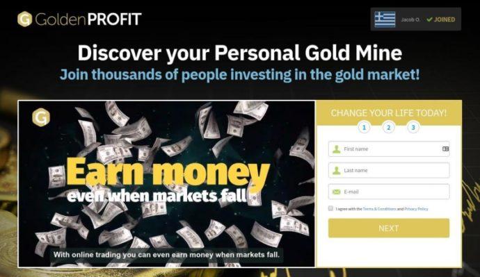 Golden Profit -1