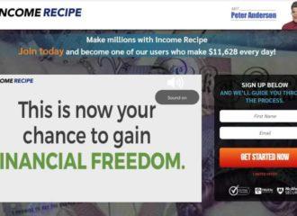 Income Recipe -2