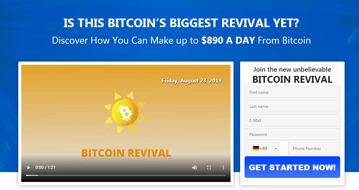 bitcoin revival order