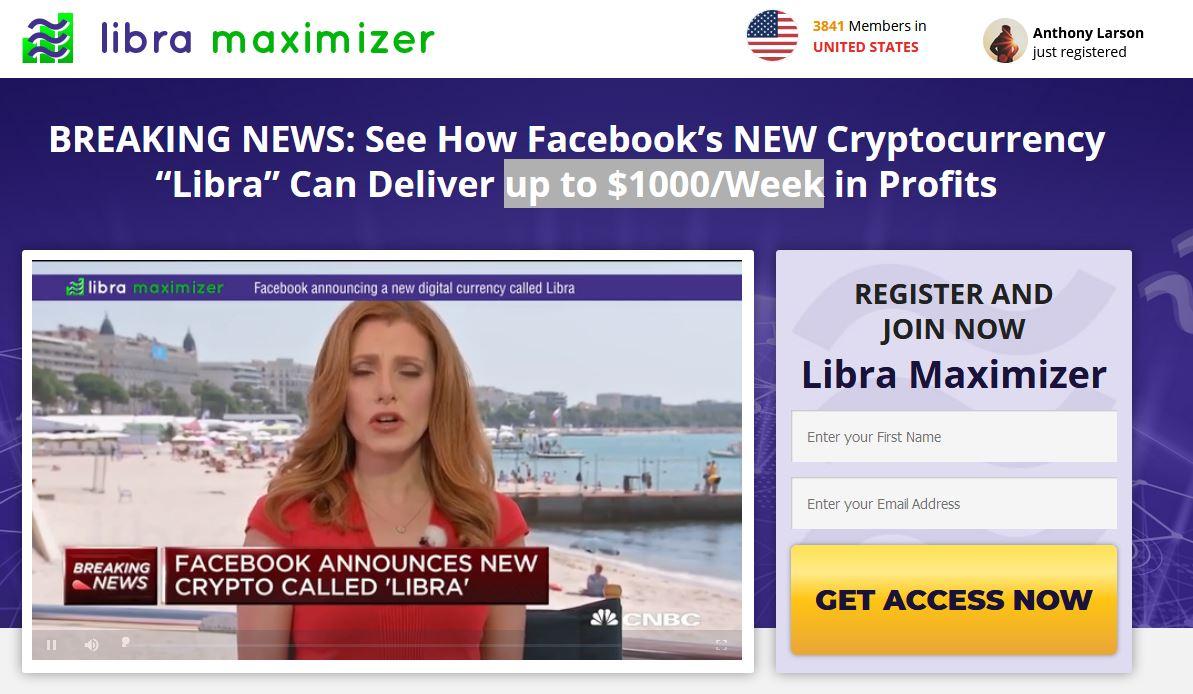 Libra Maximizer 1