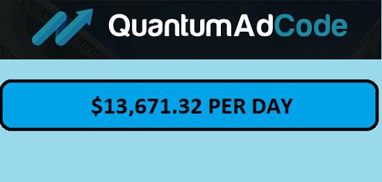 Quantum Ad Code 1